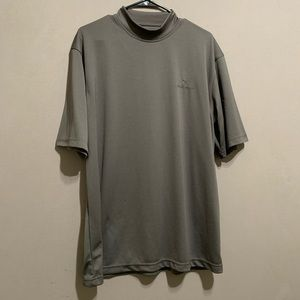 ☘️Men's L Pebble Beach Pergormance t-shirt
